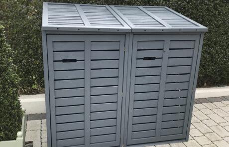 Classic range double - Slate grey
