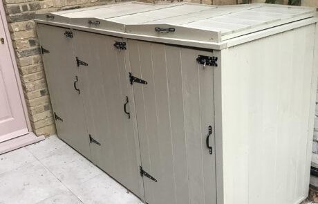 Premier range double - Hardwick white