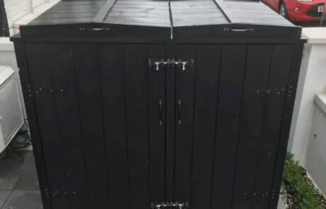 Premier range double - black