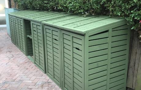 Premier range sextet - Pine green